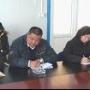 中国建设银行淄博分行行长张凌波来我公司新址视察